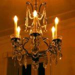 Mosazné svítidlo - zakázková výroba